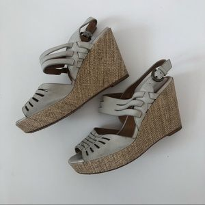 Women's Sage/Rope Wedges Size 7